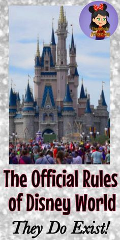 The Official Rules of Disney World (They Exist! Best Disney World Food, Disney World Secrets, Disney World Christmas, Disney World Magic Kingdom, Disney World Florida, Disney World Parks, Disney World Planning, Walt Disney World Vacations, Disney Resorts