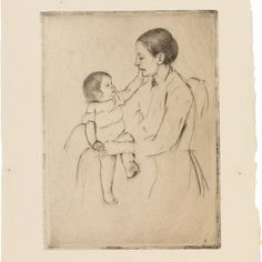 Mary Cassat drawings - Google Search