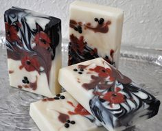 Lily of the Valley cp Ebru soap