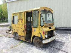 1000 images about POSTAL VEHICLES on Pinterest