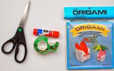 Origami Jack-O-Lantern Pumpkin Kid Art, Art For Kids, Scotch, Origami Pumpkin, Crafts To Do, Arts And Crafts, Oragami, Craft Activities