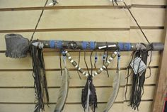 Peacepipe Native American Handcrafted by Shadowgifts on Etsy, $135.00