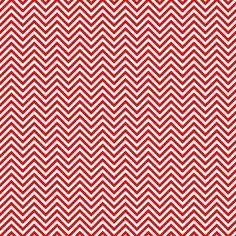 chevron pinstripe brightred fabric by misstiina on Spoonflower - custom fabric