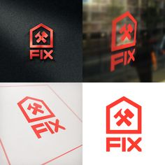 Create an iconic logo design that represents home maintenance/renovation company by N36