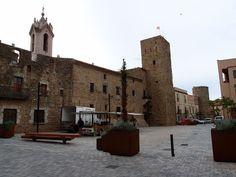 Gerona Verges Plaza Major