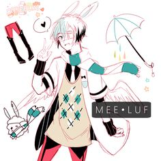 Meelk #11 : closed by Meeluf.deviantart.com on @DeviantArt