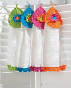 Free Crocheting Patterns for Home Decorations