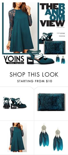 """""""YOINS (7/II)"""" by samketina ❤ liked on Polyvore featuring yoins, yoinscollection and loveyoins"""