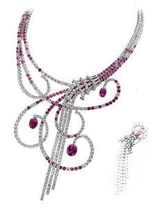 Miss Meadows' Vintage Pearls: Boucheron