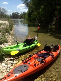 Rigged and Ready! Yak Gear Brand Ambassador Coburn B takes his little girl out on a Mothers Day paddle and kayak fishing trip.  Holy Railblaza, those are some rigged out kayaks.
