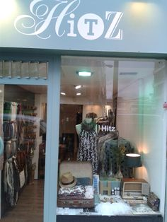 Hitz Santutxu Bilbao.  Tienda de ropa y complementos