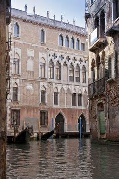 Casanova's house. Venice, Italy.