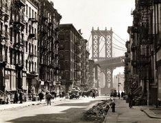 Berenice Abbott - New York