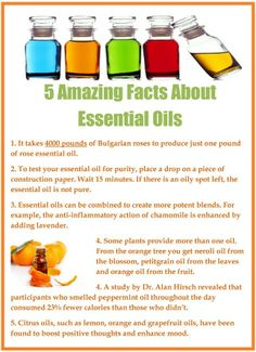 Essential Oil Recipes | Essential Oils
