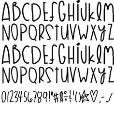 FlyknitLife Font