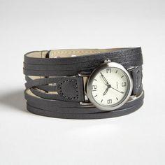Metallic Multistrand Watch