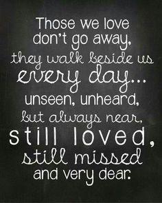 Loved & Missed