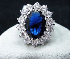 Kate Princess Diana William Engagement Ring
