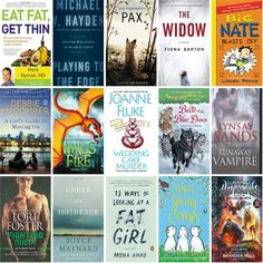 See what's new this week at the Muskegon Area District Library at:  *** http://wowbrary.org/nu.aspx?fb&p=5256-214 ***  There are ten new bestsellers, 45 new videos, two new audiobooks, 56 new children's books, and 41 other new books, including one that is available online.