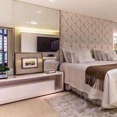 """@decoramundo no Instagram: """"Mais um quarto maravilhoso para embalar uma linda…"""