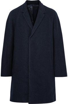 COS Boiled Wool Overcoat