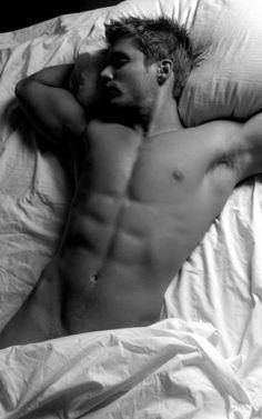 men to men in bed