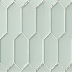 Check out the deal on Bedrosians Verve - Ice Breaker Palisade Tall Hexagon Matte at GBTile Collections Stone Mosaic, Stone Tiles, Mosaic Glass, Glass Tiles, Mosaic Wall Tiles, Shower Floor Tile, Hexagon Tiles, Ice Breakers, Decorative Tile