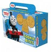 Thomas the Tank Engine Train Cookie Bites - Train Party
