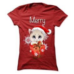 Cat Merry Christmas #sunfrogshirt #merrychristmas #christmas