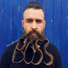 incredibeard, barba, cuidar barba, dejarse crecer barba, barba instagram, hipster barba, instagram hipster, estilo barba, barba hipster recortar, barba hipster origen, isaiah webb world vision