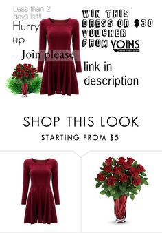 """""""Join please"""" by eddy-smilee ❤ liked on Polyvore featuring women's clothing, women, female, woman, misses and juniors"""