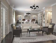 Art Deco Inspired Living Room Art Room Decorating Ideas. Living ...