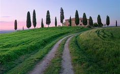 イタリアの自然の美しさの風景のHDの壁紙 #7