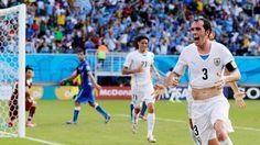 Uruguay venció a Italia en una finalísima y se clasificó a octavos del Mundial | Mundial Brasil 2014, Selección de Uruguay, Selección de Italia - América