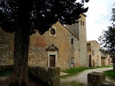 Pieve di San Giovanni Battista a Molli (Sovicille) - Foto di antonella su Flickr https://www.flickr.com/photos/anto_gal/25723368674/ - #Siena #TerreDiSiena #ChieseEPieviDelSenese