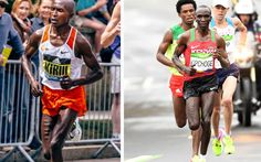 Kenyan marathon runners defy physiological science with their muscly legs