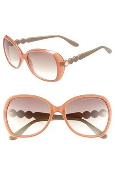 MARC BY MARC JACOBS 56mm Oversized Sunglasses available