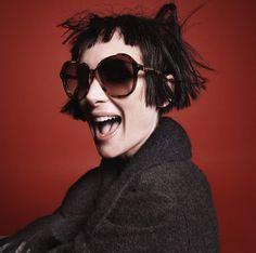 Winona Ryder rejoint la campagne automne-hiver 2015 de Marc Jacobs