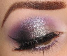 Taupe + purple = stunning