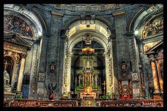 Amazing churches of Italy