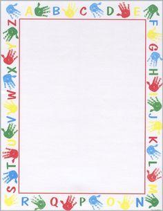 printable school borders | dromgff.top