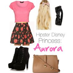 Hipster Disney princess: Aurora