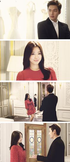 Heirs - Lee Min Ho and Park Shin Hye ♡ Beautiful young love! Heirs Korean Drama, The Heirs, Korean Dramas, Choi Jin Hyuk, Kang Min Hyuk, Korean Celebrities, Korean Actors, Celebs, Park Shin Hye