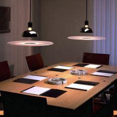 Flos FRISBI pendant light; Modern Designer Lighting by Flos Lighting  - Form Plus Function