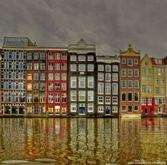 I miss Amsterdam