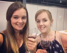 Cheers to an amazing day at The Good Food And Wine Show #lifeisgood #031 #durban #wine #food #girls #friends #events #gfwsdbn #gfws #local #blogger #brand #cheers