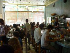 Cafe Colette, Williamsburg