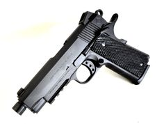 American Tactical FX45-K 1911 Tactical .45 ACP. ATIGFX45K. A tactical-style 1911 pistol from Save those thumbs & bucks w/ free shipping on this magloader I purchased mine http://www.amazon.com/shops/raeind   No more leaving the last round out because it is too hard to get in. And you will load them faster and easier, to maximize your shooting enjoyment.