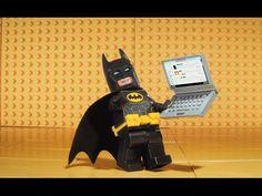 The LEGO Batman Movie Official Wayne Manor Teaser Trailer (2017) Will Arnett Animated Movie HD - YouTube