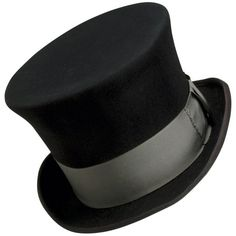 If you need a top hat for an Abraham Lincoln, magician or steampunk costume but don't want to spend a fortune at the costume shop, make your own using inexpensive craft materials. Steampunk Hat, Steampunk Costume, Steampunk Fashion, Wedding Top Hat, Diy Wedding, Wedding Gifts, Do It Yourself Fashion, Diy Tops, Cosplay Tutorial